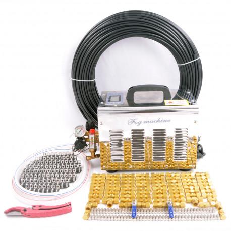 Hidegködképző, ULV ködgenerátor, párásító - 1l/perc