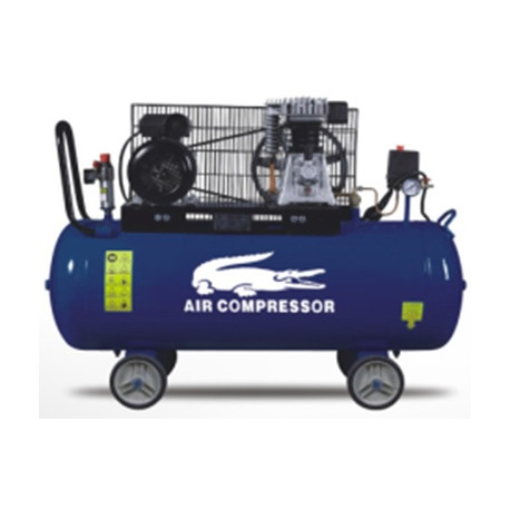 Szíjhajtású kompresszor 4kW teljesítménnyel