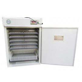Keltetőgép, inkubátor, tojáskeltető - 880 tojás kapacitással