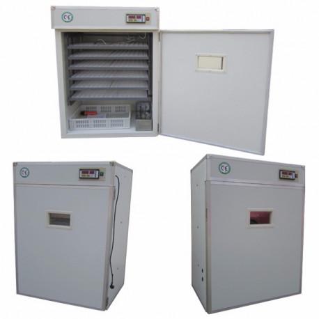 Keltetőgép, inkubátor, tojáskeltető - 1232 tojás kapacitással