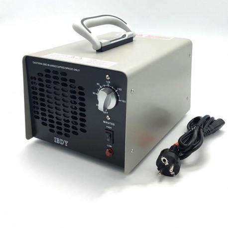 Hordozható ózongenerátor - 30 g/h teljesítménnyel