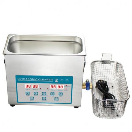 Ultrahangos tisztító, mosó - 6 literes