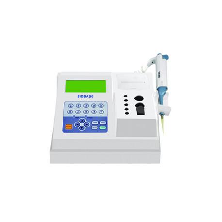 Félautomata véralvadás elemző - koaguláció elemző készülék