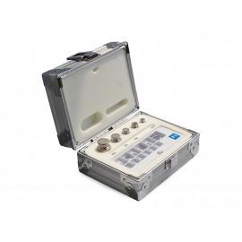 Kalibráló súlysorozat, OIML, F1 osztály, 1mg-500g