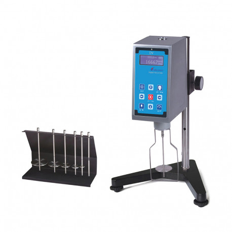 Digitális viszkozitásmérő 40M mPas
