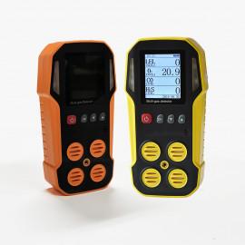 Levegőminőség mérő, gázdetektor - 5 gáztípus