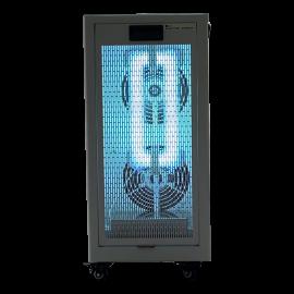 UV lámpás légtisztító párásító funkcióval
