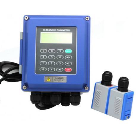 Ultrahangos áramlásmérő, átfolyásmérő, TL-1, felcsatolható, DN6000