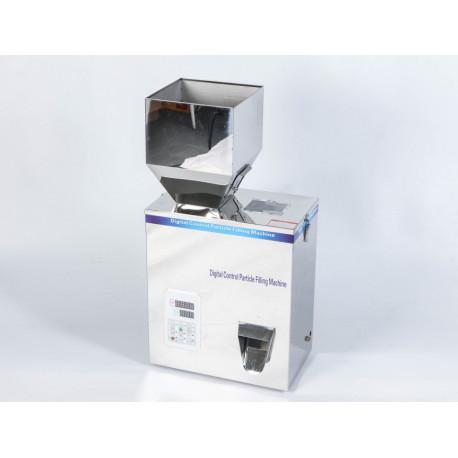 Adagoló gép, töltő gép 5-500 g kapacitással