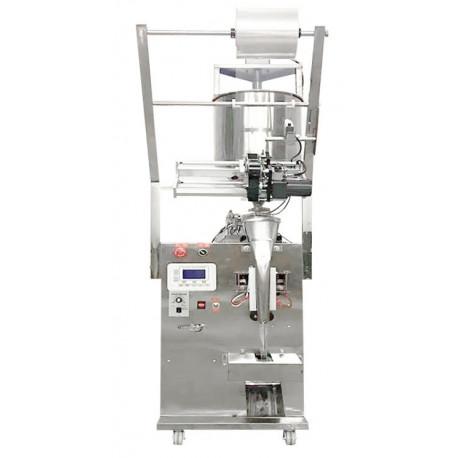 Automatikus folyadéktöltő gép – nyomtatóval, keverő-, fűtő és fóliahegesztő egységgel - ELŐRENDELHETŐ