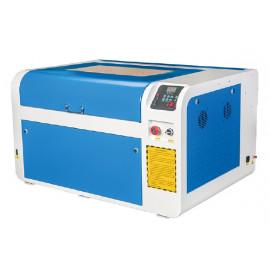 40/50/60/80/100W teljesítményű CO2 lézergravírozó gép, 400x600 mm - ELŐRENDELHETŐ