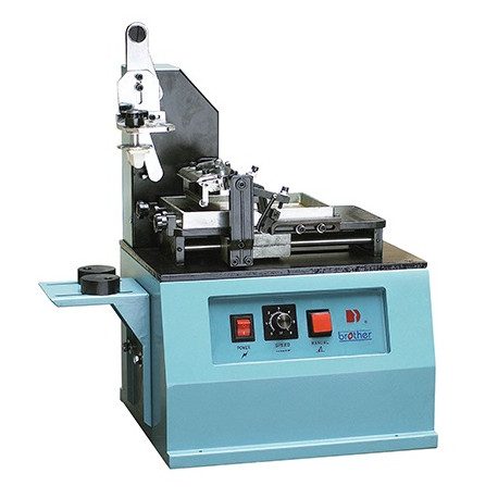 Tamponnyomó gép, 80x100mm