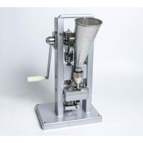 Manuális tablettaprés, tablettázó gép