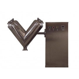 V-porkeverő gép, laboratóriumi mixer - 14l