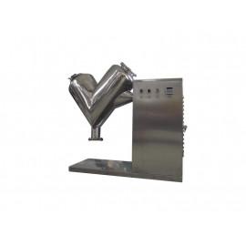 V-porkeverő gép, laboratóriumi mixer - 20l