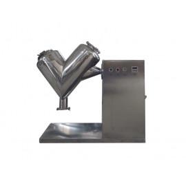 V-porkeverő gép, laboratóriumi mixer - 30l