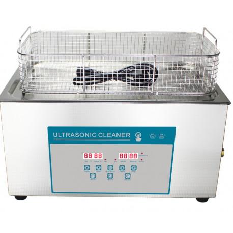 Ultrahangos tisztító, mosó - 30 literes