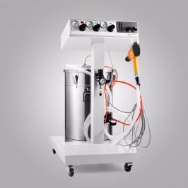 Elektrosztatikus porfestő, porszóró, szinterező gép