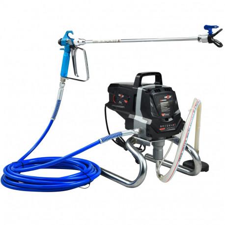 Nagynyomású elektromos festékszóró - 1100W - 1.5 L / perc