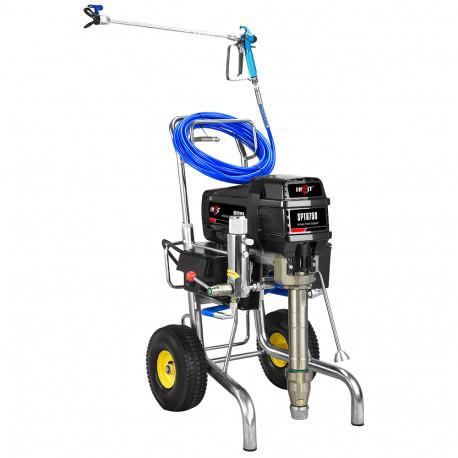Nagynyomású elektromos festékszóró - 4000W - 8.8 L / perc
