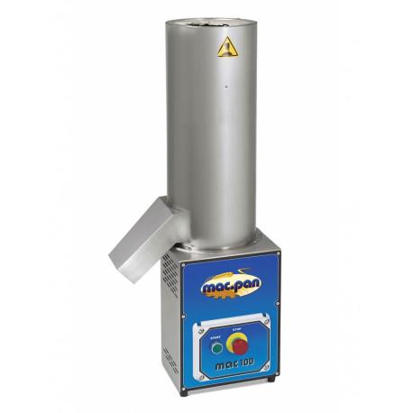 Zsemlemorzsa daráló gép - 100 kg / óra kapacitással