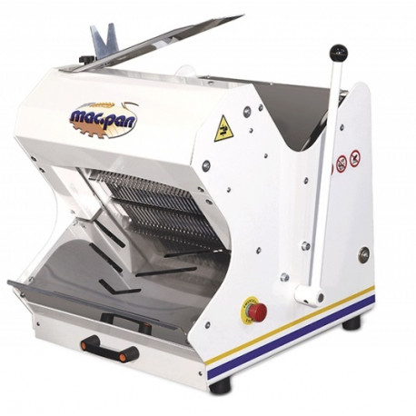 Asztali kenyérszeletelő gép