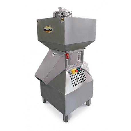 Zsemlemorzsa daráló gép - 500 kg / óra kapacitással