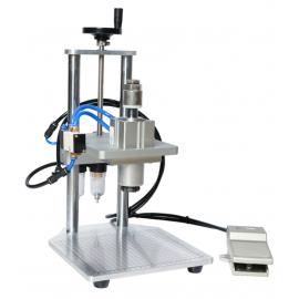 Pneumatikus injekciós üveg, mintatartó üveg záró