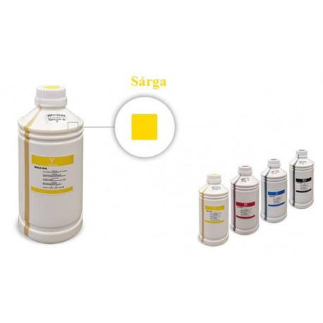 Szublimációs tinta - 1l - sárga