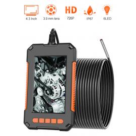 Vizsgáló kamera, csőkamera - 10m