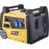 Heron benzinmotoros áramfejlesztő, aggregátor 3 kVA, 230V, egyfázisú, inverteres