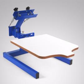 Kézi szitanyomó gép, textilnyomó karusszel - NS101