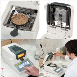 Nedvességmérő szárítókemence - PCE-MA 200