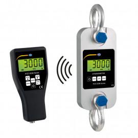 Mobil mérőpántos függőmérleg, darumérleg - PCE-DDM 3