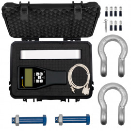 Mobil mérőpántos függőmérleg, darumérleg - PCE-DDM 10