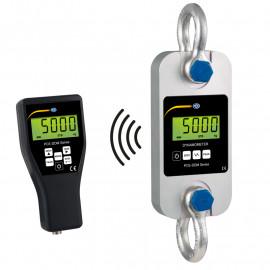 Mobil mérőpántos függőmérleg, darumérleg - PCE-DDM 5