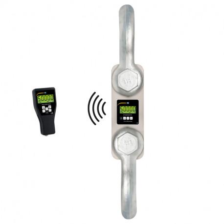 Mobil mérőpántos függőmérleg, darumérleg - PCE-DDM 50