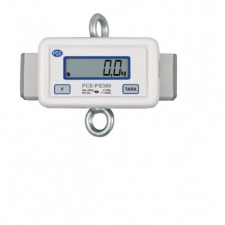 Hitelesíthető függőmérleg - 300kg - PCE-PS-300MLS