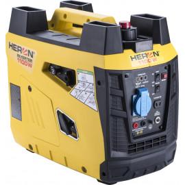 Heron benzinmotoros áramfejlesztő, aggregátor, 1 kVA, 230V, digitális szabályzás