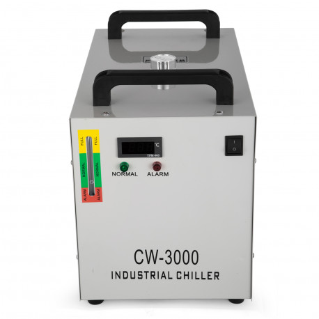 LH-01 típusú Lézer hűtő 60 W teljesítményig