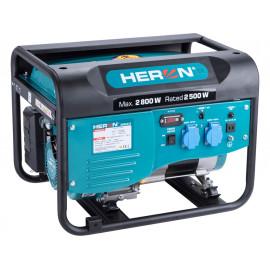 Heron benzinmotoros áramfejlesztő, aggregátor, 2,6kVA, egyfázisú