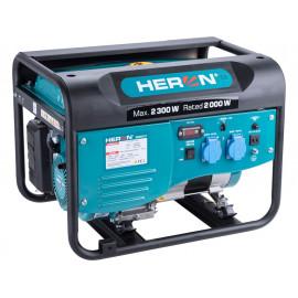 Heron benzinmotoros áramfejlesztő, aggregátor, 1,8kVA, egyfázisú