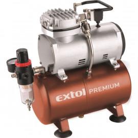 Extol olajmentes légkompresszor, 230V/150W, 6 bar