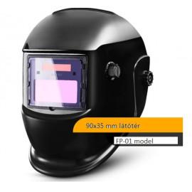 FP-01 Automatikusan sötétedő hegesztő fejpajzs