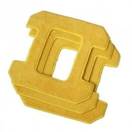 Mikroszálas törlőkendő HOBOT 268/288/298 (sárga)