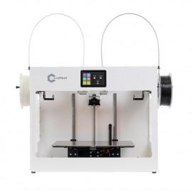 CraftBot Flow IDEX (kétfejes, 425 x 250 x 250 mm)