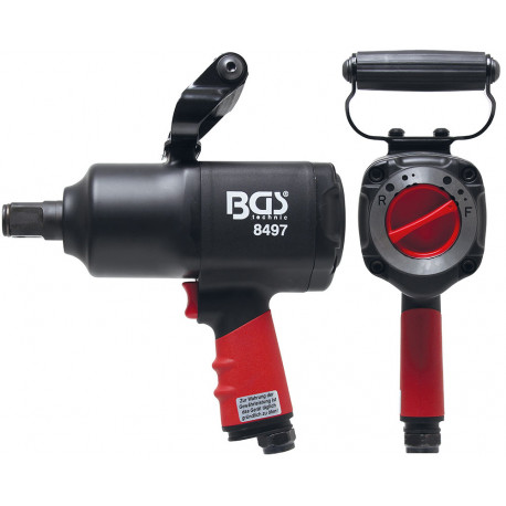 "Légkulcs | 25 mm (1"") | 2034 Nm - BGS-8497"