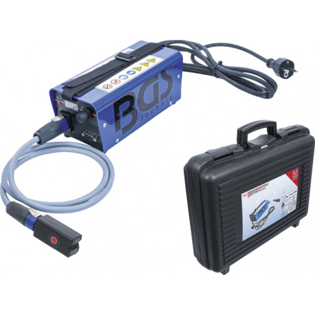 Indukciós hevítő, indukciós melegítő, csavarmelegítő - BGS-70106