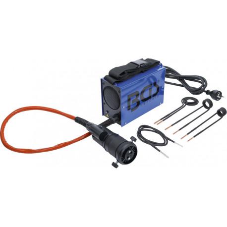 Indukciós hevítő, indukciós melegítő, csavarmelegítő - BGS-2169
