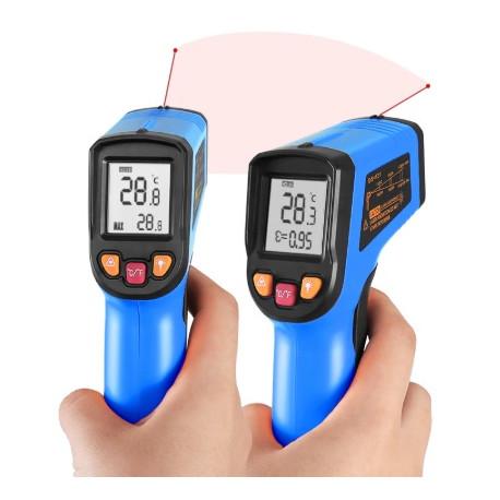 IH-01 Infravörös digitális hőmérő